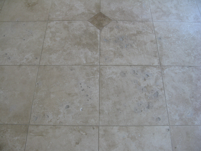 travertine-hole-filler-before