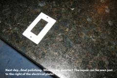 Granite Counter Repair