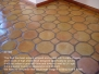 Solvent Strip Pavers