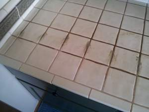 Dirty Grout Clean